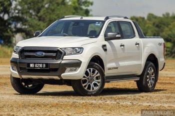 Đắt khách, Ford Ranger tăng cường sản xuất