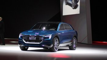 Audi tung concept mới tại Triển lãm CES 2016
