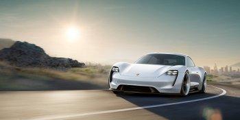 """Porsche Mission E được """"bật đèn xanh"""" để sản xuất"""