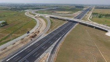 Thông xe tuyến cao tốc hiện đại nhất Việt Nam