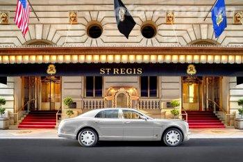 Lái Bentley ở khách sạn nào cho xứng