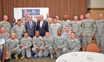 GM đào tạo lính Mỹ làm kỹ thuật viên ô tô