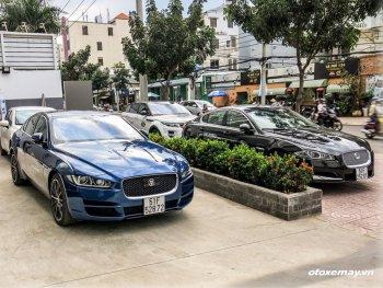 Lái thử xe Jaguar và Land Rover tại TP.HCM