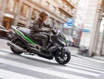 Kawasaki J125- Siêu xe ga mới giá chỉ 5.699 USD