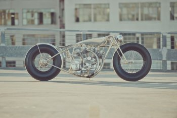 Tác phẩm mới nhất mang tên 'The Musket' của Hazan Motorwork