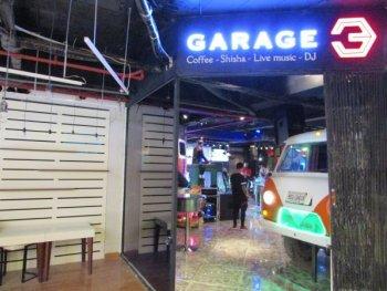 Garage3 – nơi thư giãn của dân yêu xe
