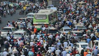 TP.HCM dừng thu phí đường bộ từ 1/1/2016