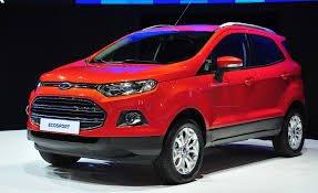 Ford EcoSport: Tốt đô thị, thích đường trường