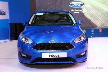 Ford Focus Mới chính thức bán với giá từ 799 triệu