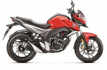 Honda CB Hornet 160R chính thức bán ra thị trường với giá 27 triệu đồng