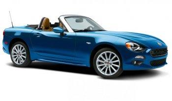 """Fiat 124 sẽ lai Mazda MX-5 khi được """"sinh cùng ổ""""?"""