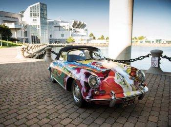 """Porsche 356 C 1600 SC Cabriolet """"hàng độc"""" lập kỷ lục đấu giá"""