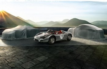"""Porsche """"nhá hàng"""" 718 bằng teaser quảng cáo mới"""