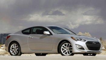 Gần 11.000 xe Hyundai Genesis Coupe lỗi bộ vi sai