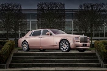 """Rolls-Royce Phantom trình làng phiên bản """"tắc kè"""""""