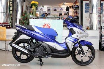 Chi tiết Yamaha Nouvo Fi 2016