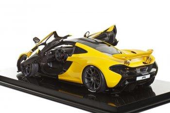 McLaren sản xuất P1 mô hình làm quà Giáng sinh