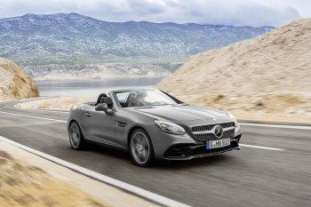 Mercedes-Benz SLC 2016 – bản nâng cấp hoàn hảo