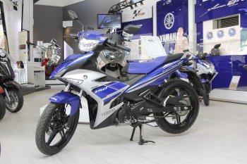 Yamaha Exciter 150 2016 khác biệt ở bộ tem