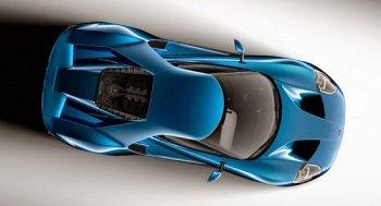 Ford GT 2017 tăng độ bền với kính cường lực