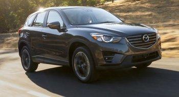 Mazda CX-5 2016.5: Nâng cấp vừa phải