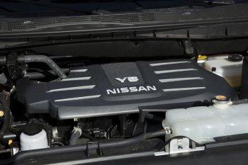 Nissan giới thiệu động cơ V8 5.6l mới