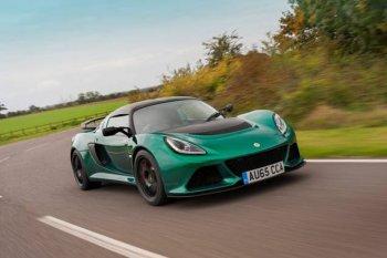 Sản phẩm mới của Lotus sẽ được thay đổi chất liệu
