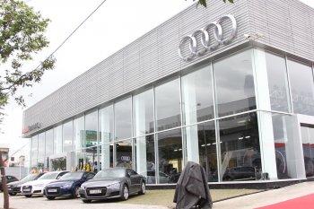 Audi mở showroom đầu tiên tại Đà Nẵng