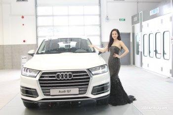 Audi Việt Nam chính thức báo giá xe Q7 2.0 2016 từ hơn 3 tỷ đồng