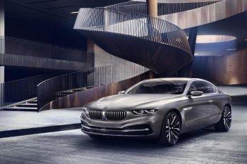 BMW i6 & 9-Series dự kiến ra mắt vào năm 2020