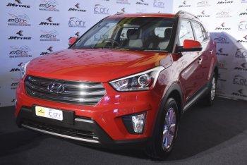 Hyundai Creta đại thắng tại Ấn Độ