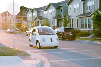 Ford, Google bắt tay làm xe tự lái