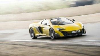 500 siêu xe McLaren 675LT Spider bán sạch trong hơn 2 tuần