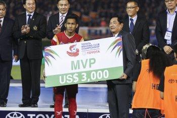 CLB Buriam United chính thức đăng quang Toyota Mekong Club Championship 2015