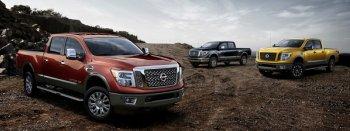 """Nissan tung hàng hot """"chinh chiến"""" thị trường bán tải Mỹ"""