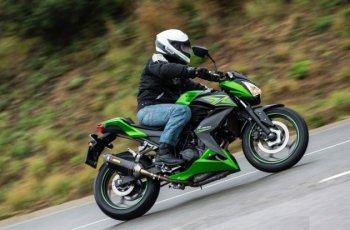 Sự thật thông tin Kawasaki Z300 có giá 149 triệu đồng