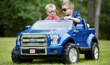 Ford F-150 phiên bản dành cho… trẻ em