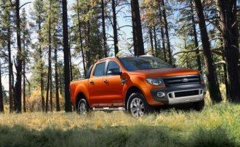 Ford Ranger Wildtrak 3.2L về Việt Nam với giá 838 triệu đồng