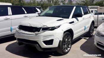 Range Rover Evoque 2016 bất ngờ xuất hiện tại Việt Nam