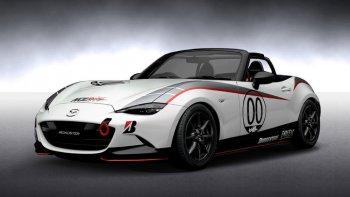 Mazda mang bộ sưu tập xe đua tới Tokyo Auto Salon 2016