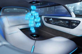 Cuộc cách mạng trong thiết kế nội thất xe hơi