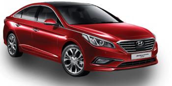 Hyundai Sonata- Xe hút khách nhất tại Hàn Quốc năm 2015