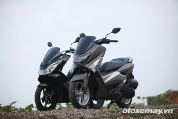 """Honda PCX và Yamaha NM-X: """"Người bách nghệ, kẻ tài năng"""""""
