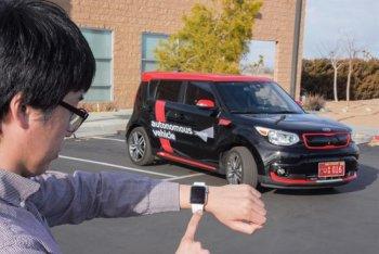 Kia - hãng xe mới nhất tham gia cuộc đua xe tự lái