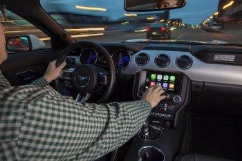 Tất cả xe Ford sẽ được trang bị Android Auto và Apple CarPlay