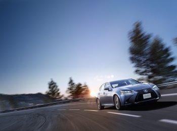 Lexus GS 350 2016 đã ra mắt giá 3,815 tỷ