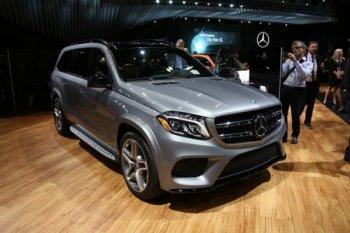Mercedes-Benz Việt Nam bất ngờ công bố giá GLS 2017
