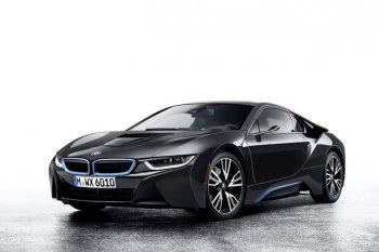 Diện kiến BMW i8 Mirrorless Concept tại CES 2016