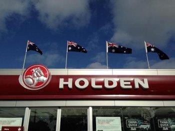 Holden và Ford thua lỗ kỷ lục tại thị trường Úc