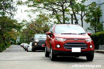 Ford Việt Nam tặng xe EcoSport cho clip quay đẹp nhất